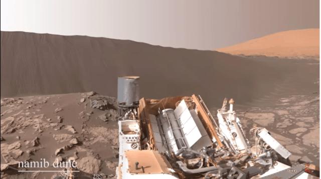 Mars 4K Video Footage developed by YouTubers ElderFox