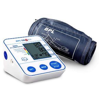 BPL Medical Technologies BPL 120/80 B18 Digital Blood Pressure Monitor
